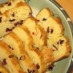 No Fuss Gluten-Free Orange Cranberry Bread
