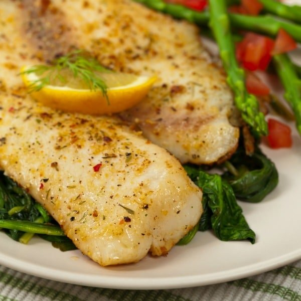 Easy Baked Tilapia {20 Minute Meal} - Moneywise Moms