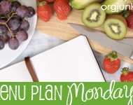 Meal Plan Monday: Eating on a Budget