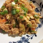 Simple Vegetable Fried Rice