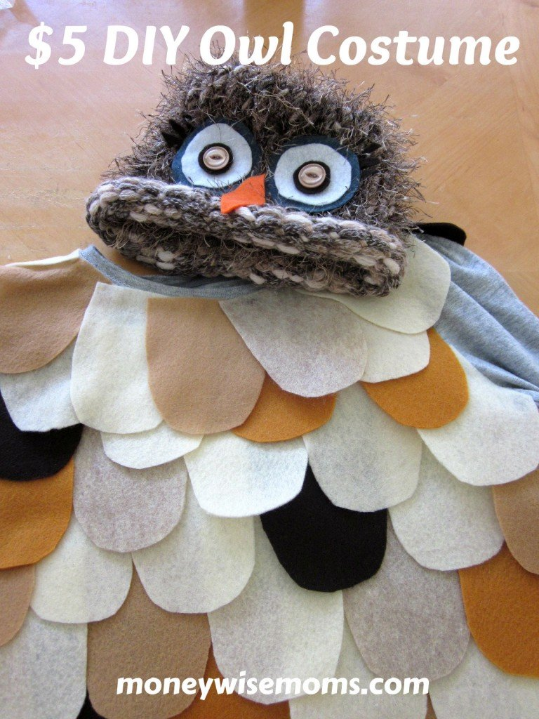 how to make bird feet costume