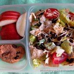Healthy School Lunches: My Kids' Faves