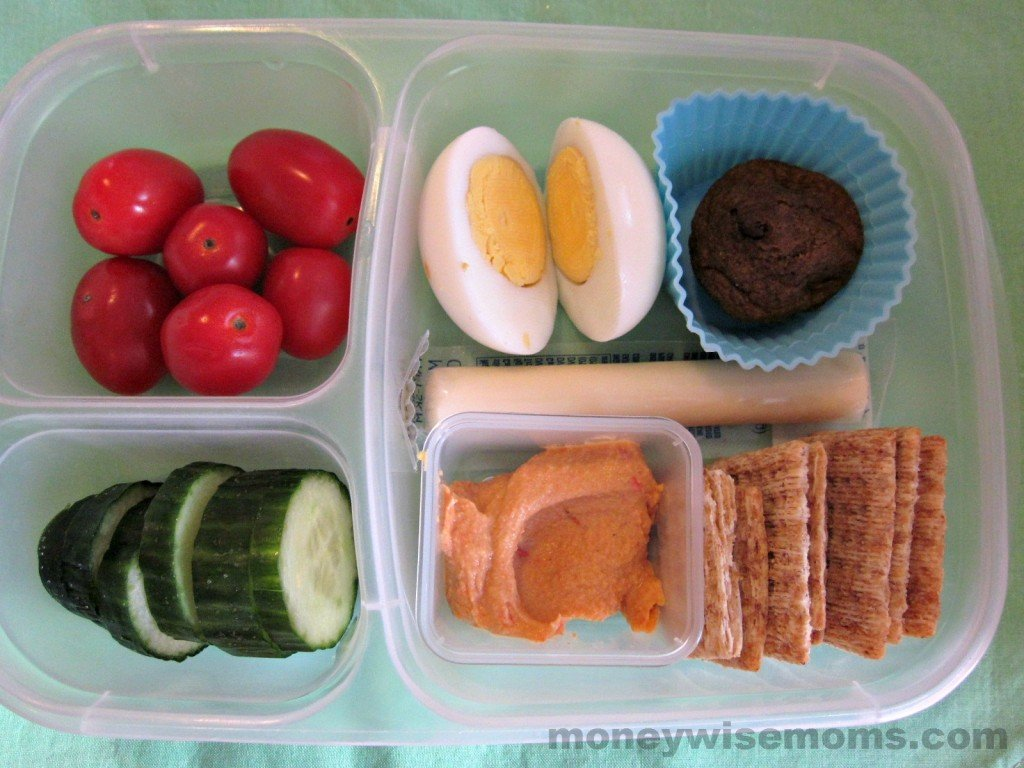 No meat lunch ideas