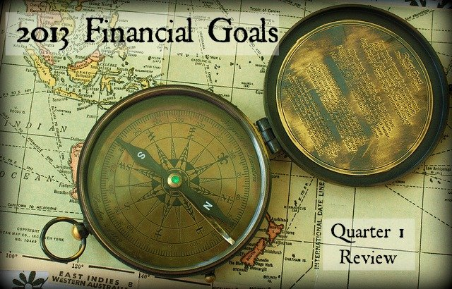 financial goals review