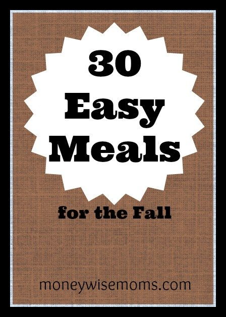 30 Easy Meals