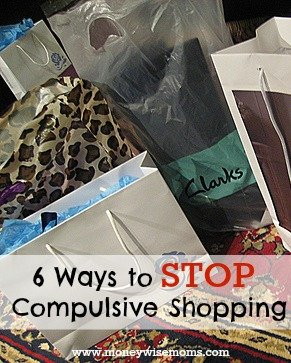 Ways to Stop Compulsive Shopping | MoneywiseMoms