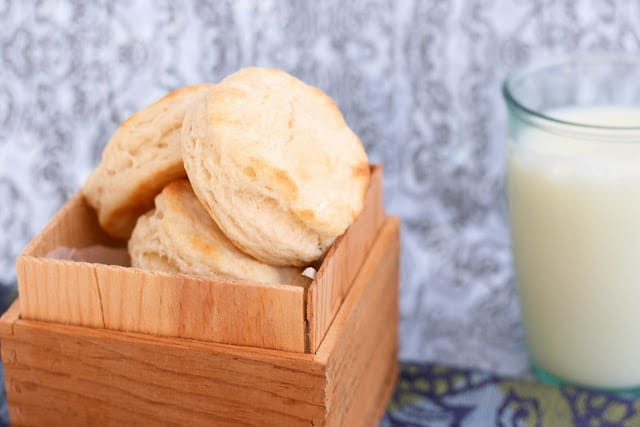 Basic Biscuits from Krissy's Creations