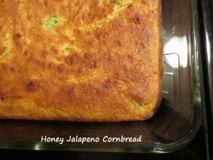 Honey Jalapeno Cornbread from Dough-Eyed