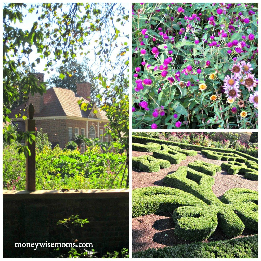 Mount Vernon Gardens | Mount Vernon with Kids | MoneywiseMoms