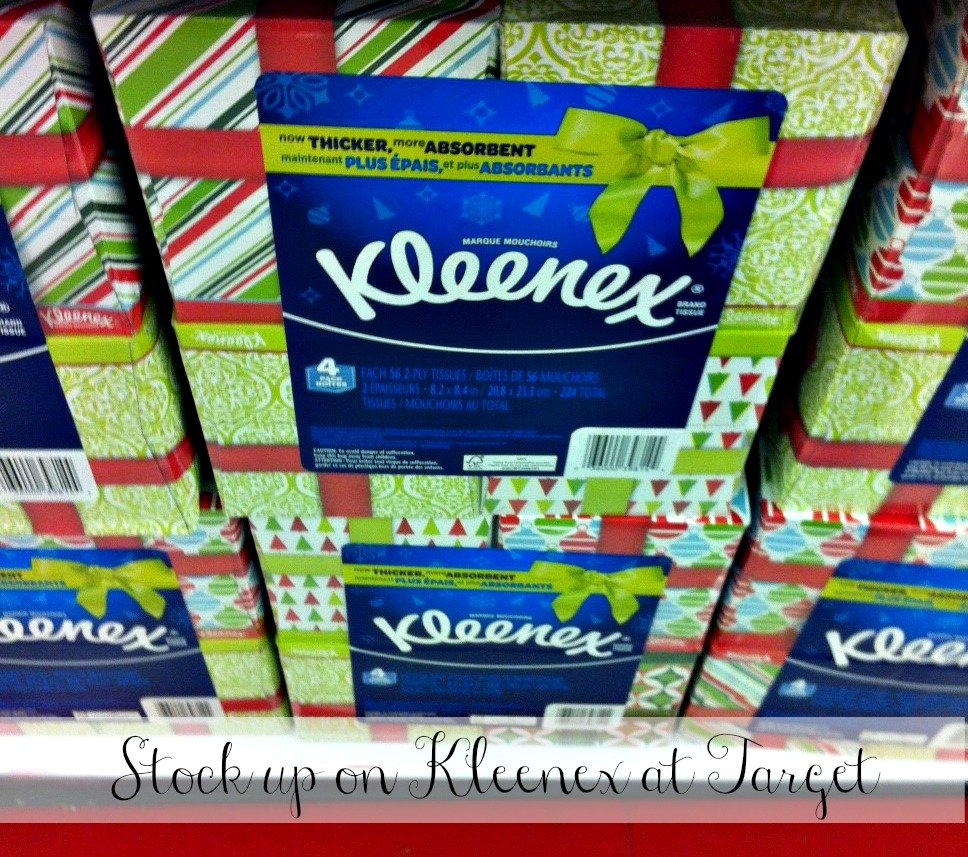 Taking Care of Holiday Guests | Stock up on #KleenexTarget #PMedia