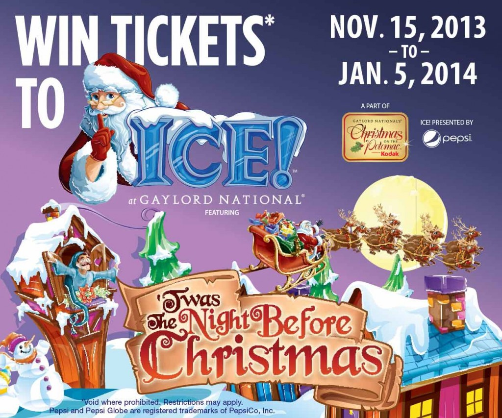 Win Tickets to Gaylord National ICE! via @MoneywiseMoms