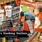 Men's Stocking Stuffers & the Walgreens Holiday Gift Guide