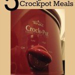 5 Beginner Crockpot Meals {that anyone can make}