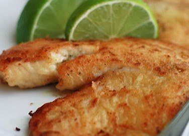 Healthy Chili Lime Tilapia from First Time Mommy | 7 Easy Tilapia Recipes that even kids will like
