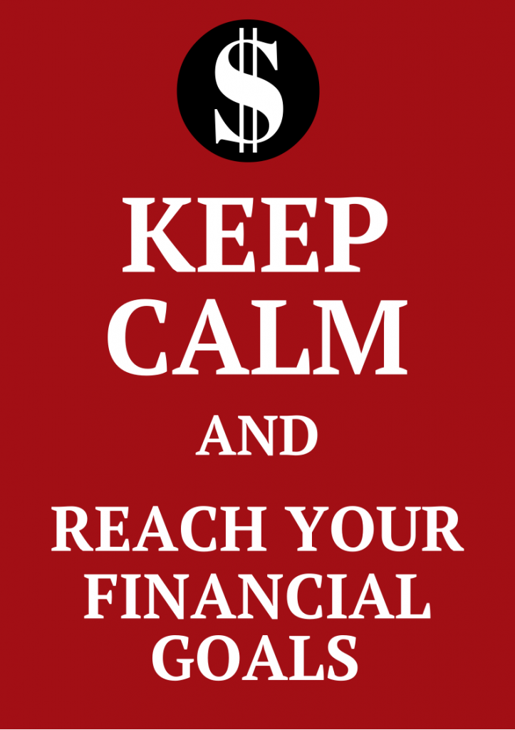 Reach Your Financial Goals | My tips for paying off debt, save for a big purchase, or save for the future | MoneywiseMoms