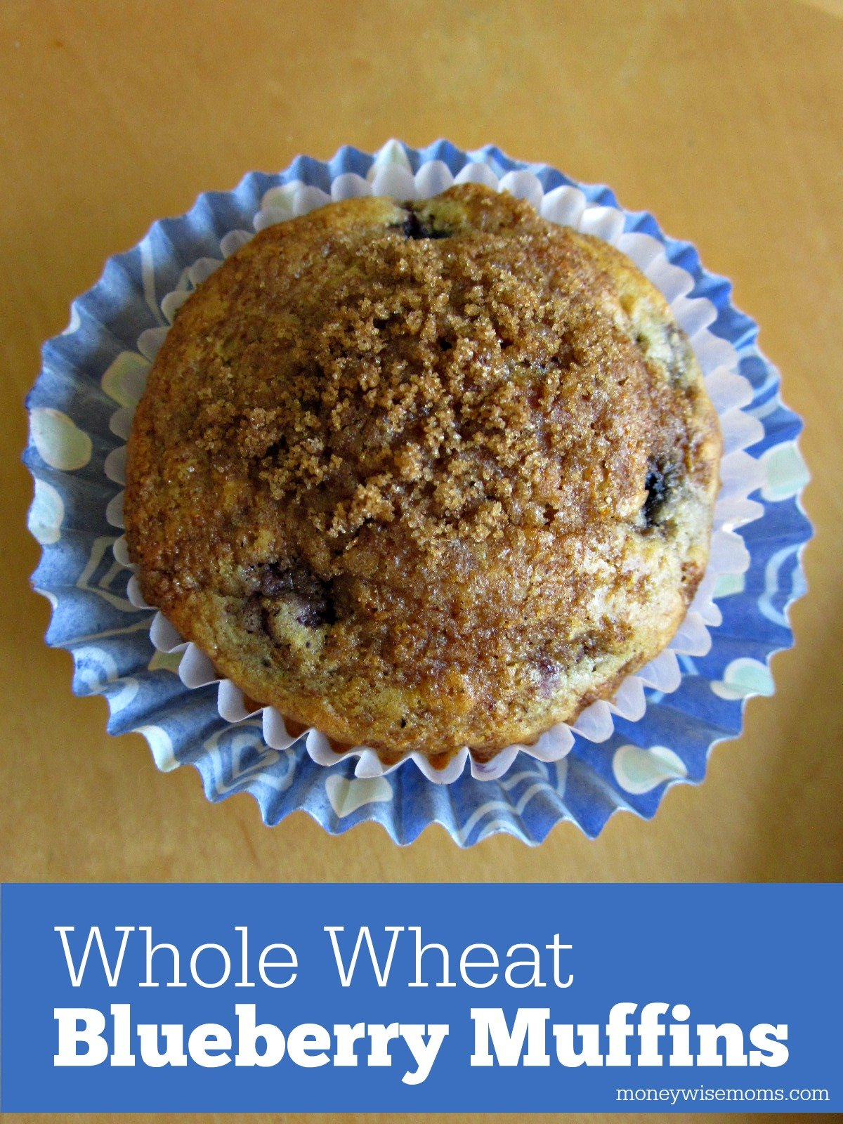 Whole Wheat Blueberry Muffins Recipes — Dishmaps