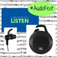 Treat Yourself with #AudioFest at Best Buy