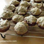 Banana Muffin Recipe | Easy #realfood #recipes for lunchboxes and afterschool snacks | MoneywiseMoms