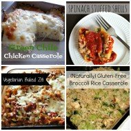 Freezer Cooking Saves the Day {Tasty Tuesdays}