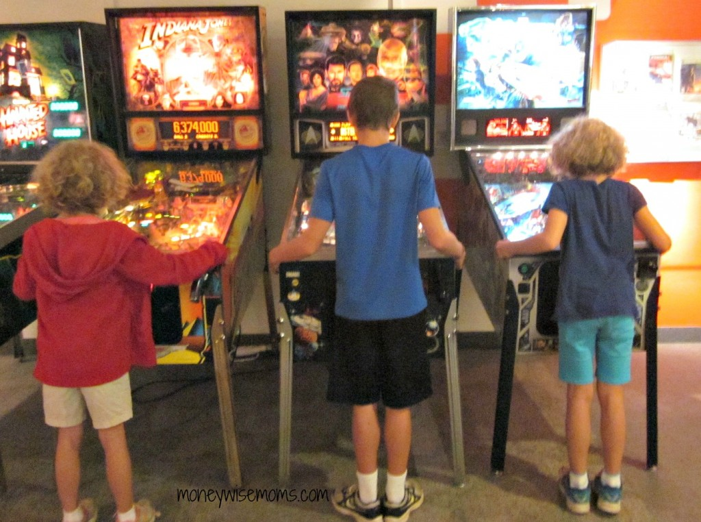 Pinball at the Strong Museum of Play | MoneywiseMoms