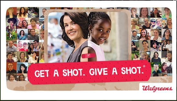 Walgreens #GetaShot Give a Shot immunizations | MoneywiseMoms