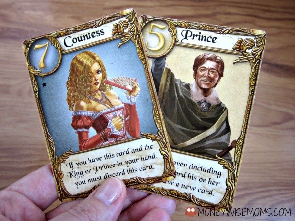 Cards from Love Letter Card Game | Favorite Family Game | MoneywiseMoms