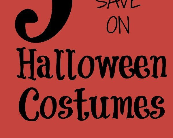 5 Ways to Save on Halloween Costumes