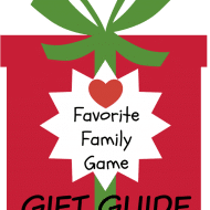 Favorite Family Games Gift Guide