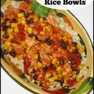 Chicken Chili Rice Bowls & Food Lion Giveaway