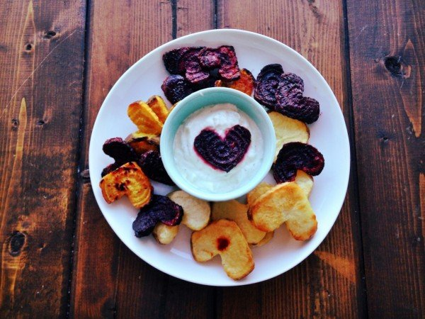 Valentine Veggies | Healthy Valentine Food for Kids | MoneywiseMoms