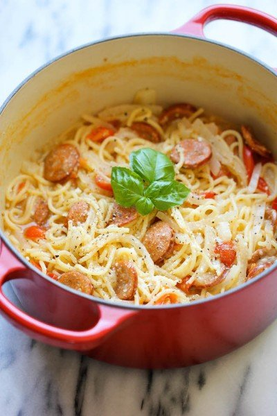 One Pot Pasta from Damn Delicious | Easy Pasta Dinners