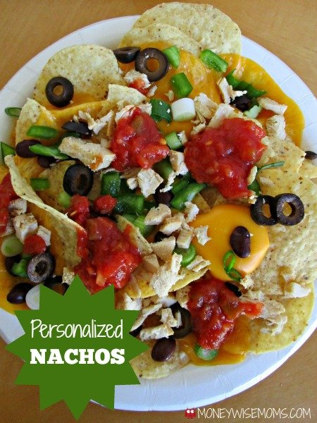 Personalized Nachos | Food Lion Dish it Up and Giveaway | MoneywiseMoms