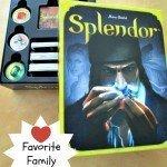 Splendor {Favorite Family Game}