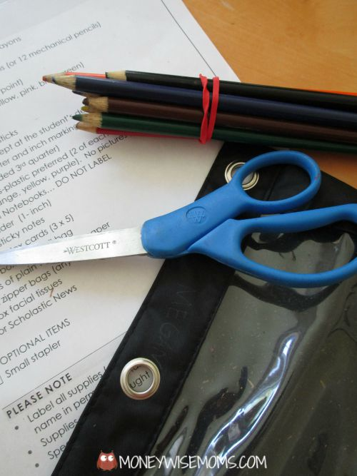 Reusing School Supplies | Ways to Save Big on Back to School