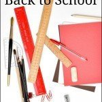 Stock Up for Back to School
