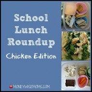 School Lunch Roundup: Chicken Edition