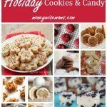 3-Ingredient Holiday Cookies & Candy