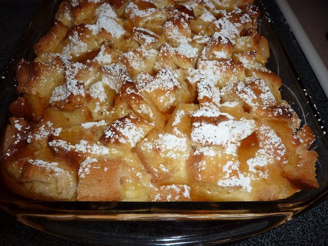 French Toast Casserole from Labour of Life
