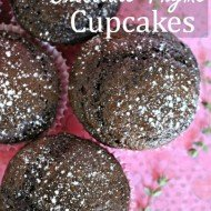 Chocolate Thyme Cupcakes