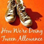 Tween Allowance: The Salary Method