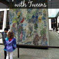 Exploring Chicago with Tweens