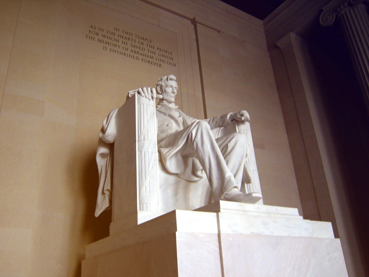 Lincoln Memorial | 20 Free Things to Do in Washington DC with Tweens | family travel
