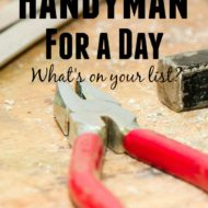 Handyman for a Day from MOSS