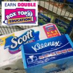 Double Box Tops for Back to School {Giveaway}