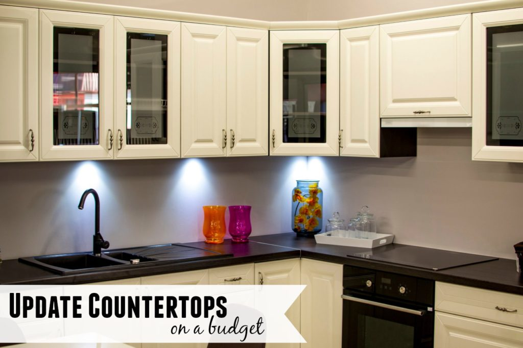 Gentil 5 Ways To Update Countertops On A Budget