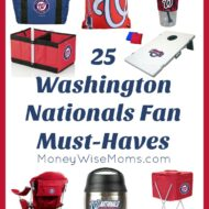 Washington Nationals Fan Must-Haves