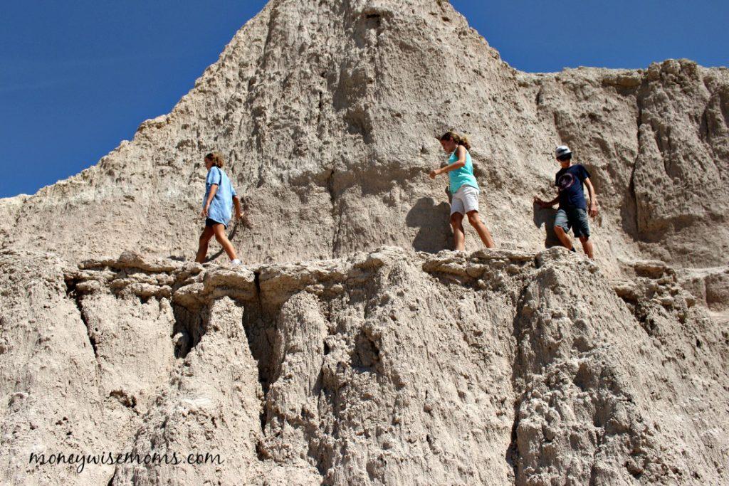 Badlands National Park in South Dakota - National Parks Senior Pass deal