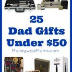 25 Dad Gifts Under $50