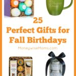 25 Perfect Gifts for Fall Birthdays