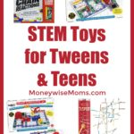 STEM Toys for Teens and Tweens